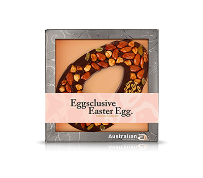 Eggsclusive dodo egg dark nuts