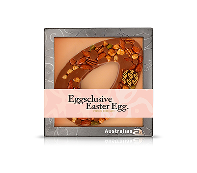 Eggsclusive dodo egg milk nuts